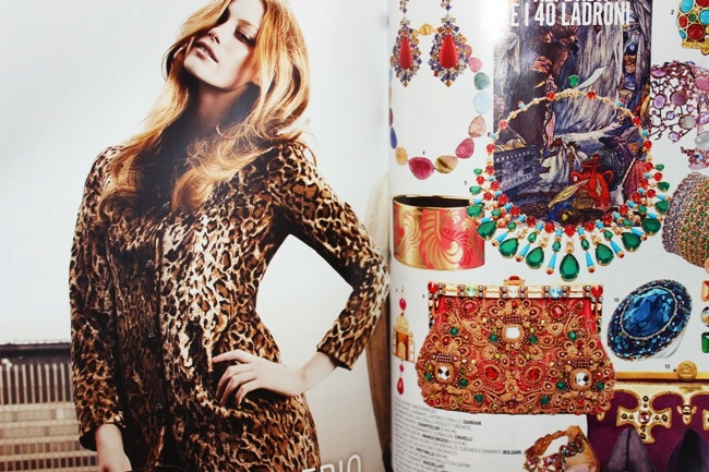 Marie Claire Italy Octobre 2014. Fashion and style, beauty. Double issue, special edition. Accessories issue.