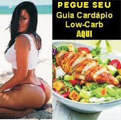 Cardápio Low Carb