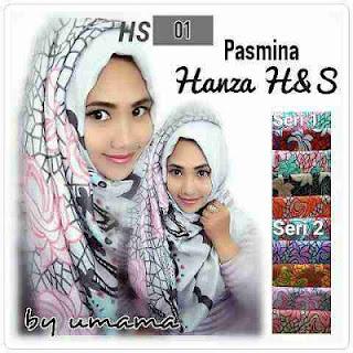 pabrik grosir  jilbab umama paris premium platinum tanah abang