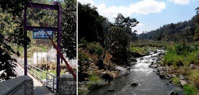 jembatan menuju coban grojogan sewu
