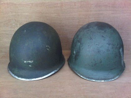 Karya Babah Antik: Helm Baja