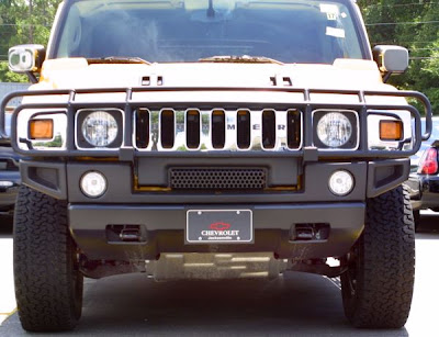 hummer modified