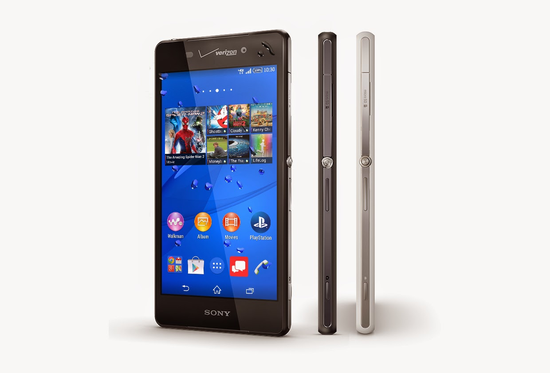 Ke Unggulan Smartphone Android Sony Xperia Z3v Terbaru