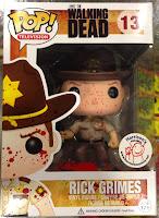 Funko Pop! Bloody Rick Grimes