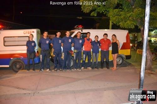 Fotos do Bloco do Ravenga 2015 Ano XI.