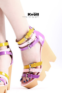 Model Sandal Wedges Terbaru 2013