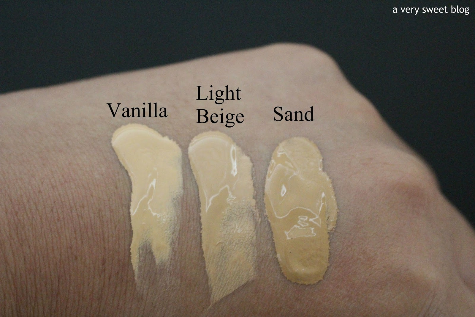 too faced cosmetics born this way liquid foundation in warm beige