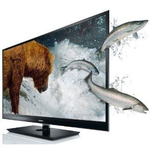 46 Zoll 3D-LED-TV Toshiba 46WL863G bei Amazon für 949 Euro