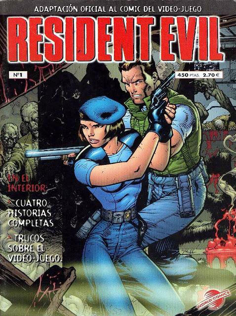 Resident Evil Comic Descarga Gratis