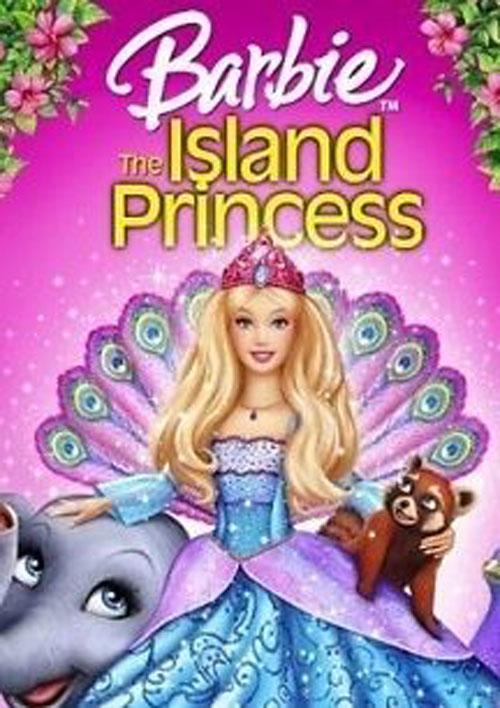 Công Chúa Tóc Dài - Barbie as the Island Princess - 2007