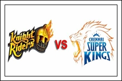 (14th-May-12) IPL-5 - Kolkata Knight Riders vs Chennai Super Kings (61th Match Highlights)