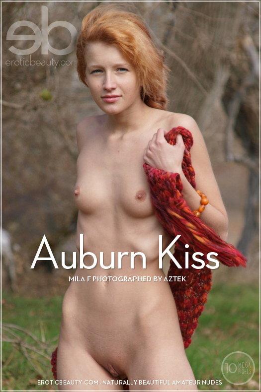 EroticBeauty8-10 Mila F - Auburn Kiss 03100
