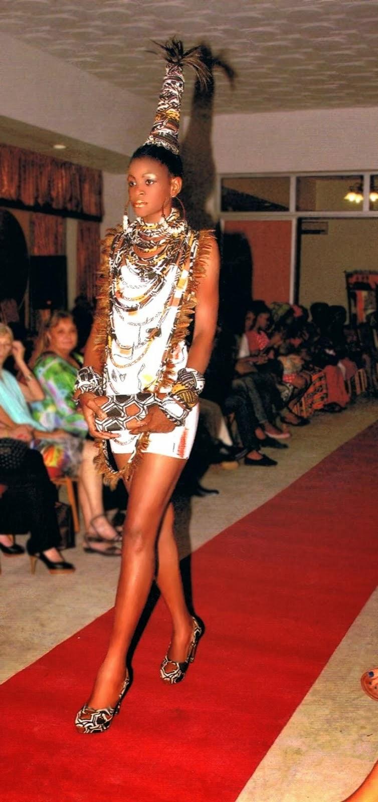 Le textile africain à l'honneur