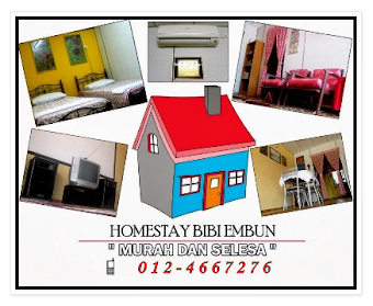 Homestay Promotion @ RM120/night