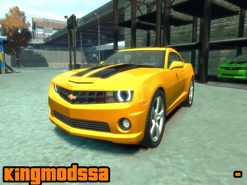 king mods sa chevrolet camaro ss 2010 gta iv. Black Bedroom Furniture Sets. Home Design Ideas