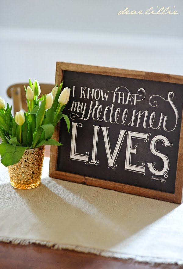 http://www.dearlillie.com/product/my-redeemer-lives-11x14-chalkboard-print