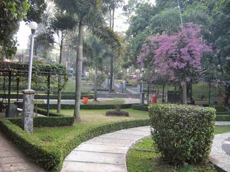 Taman Ganesha ITB di Bandung
