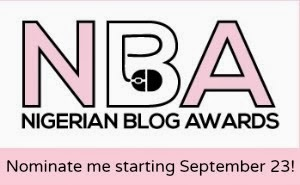 NIGERIA BLOG AWARD CLICK TO VOTE E ME