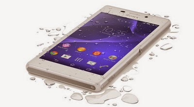 Spesifikasi Dan Harga Sony Xperia M2 Aqua HP Quad Core