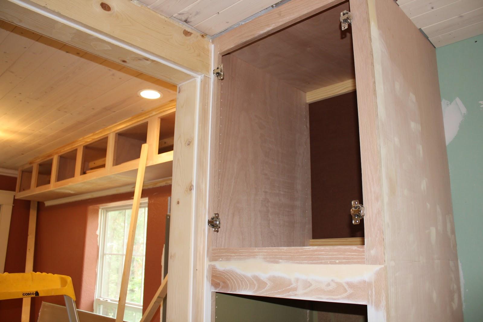 Floor to Ceiling Corner Kitchen Pantry Cabinet