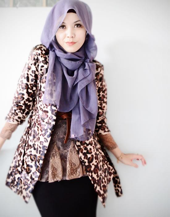 Tren Gaya Remaja Terbaru Trend Fashion Hijab 2013