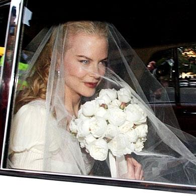 Nicole Kidman Keith Urban Wedding
