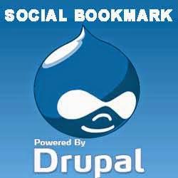 Footprint untuk Mencari Social Bookmark Drupal