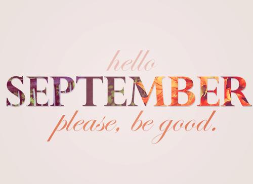 Library of Dreamsღ: He vuelto♥ + Hola septiembre + Noticias sobre: Trailer de...