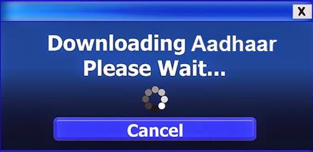 Download e-Aadhaar Card Letter