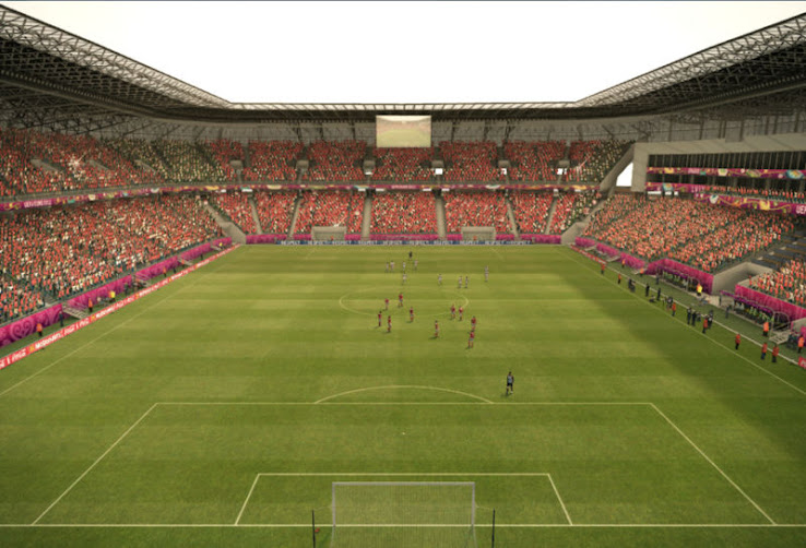 PES 2012 Arena Lviv by jnny