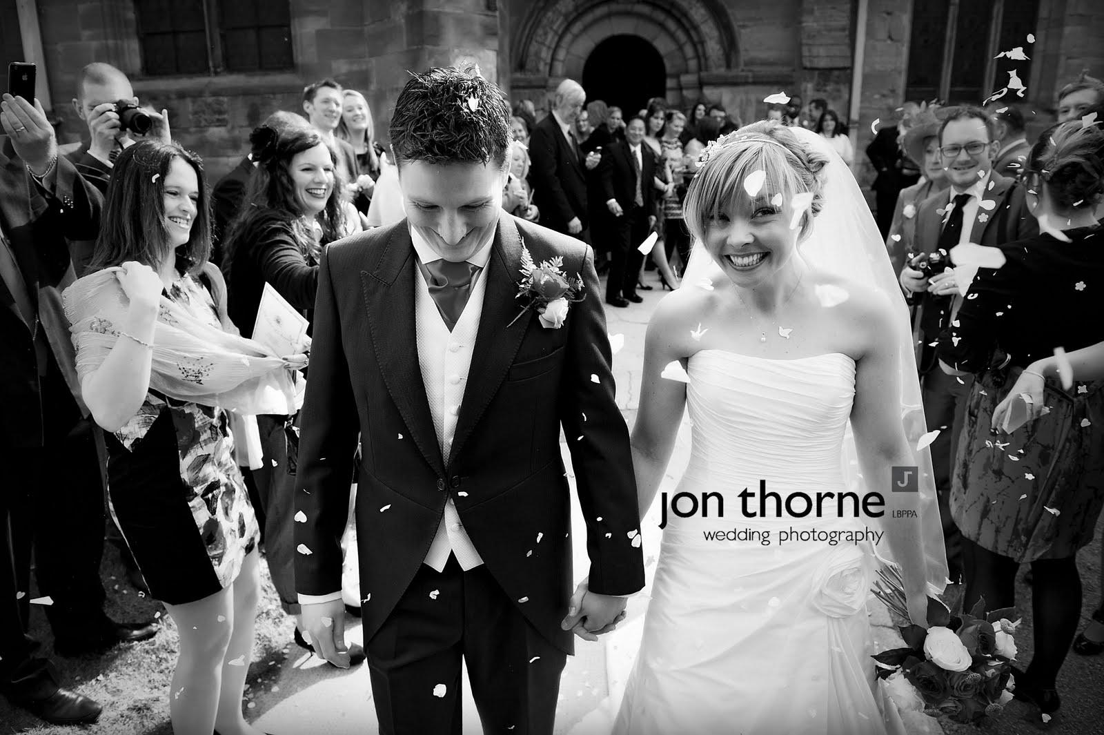 Jon thorne wedding