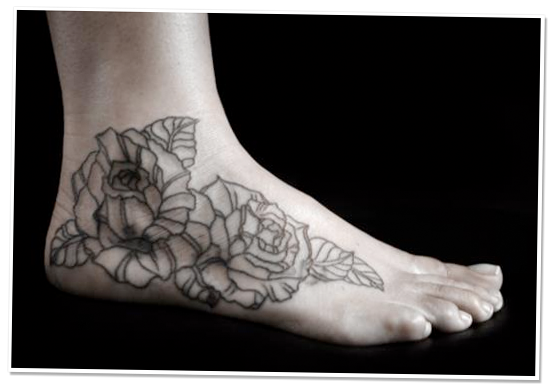 Foot tattoo aftercare for Foot tattoo aftercare