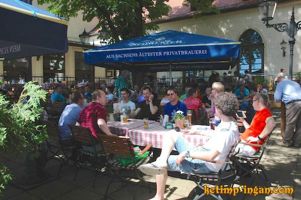 [Tour Jerman Timur] Rendezvous di Dresden