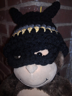 BatBaby Hat & Mask Designed by CalleighsClips