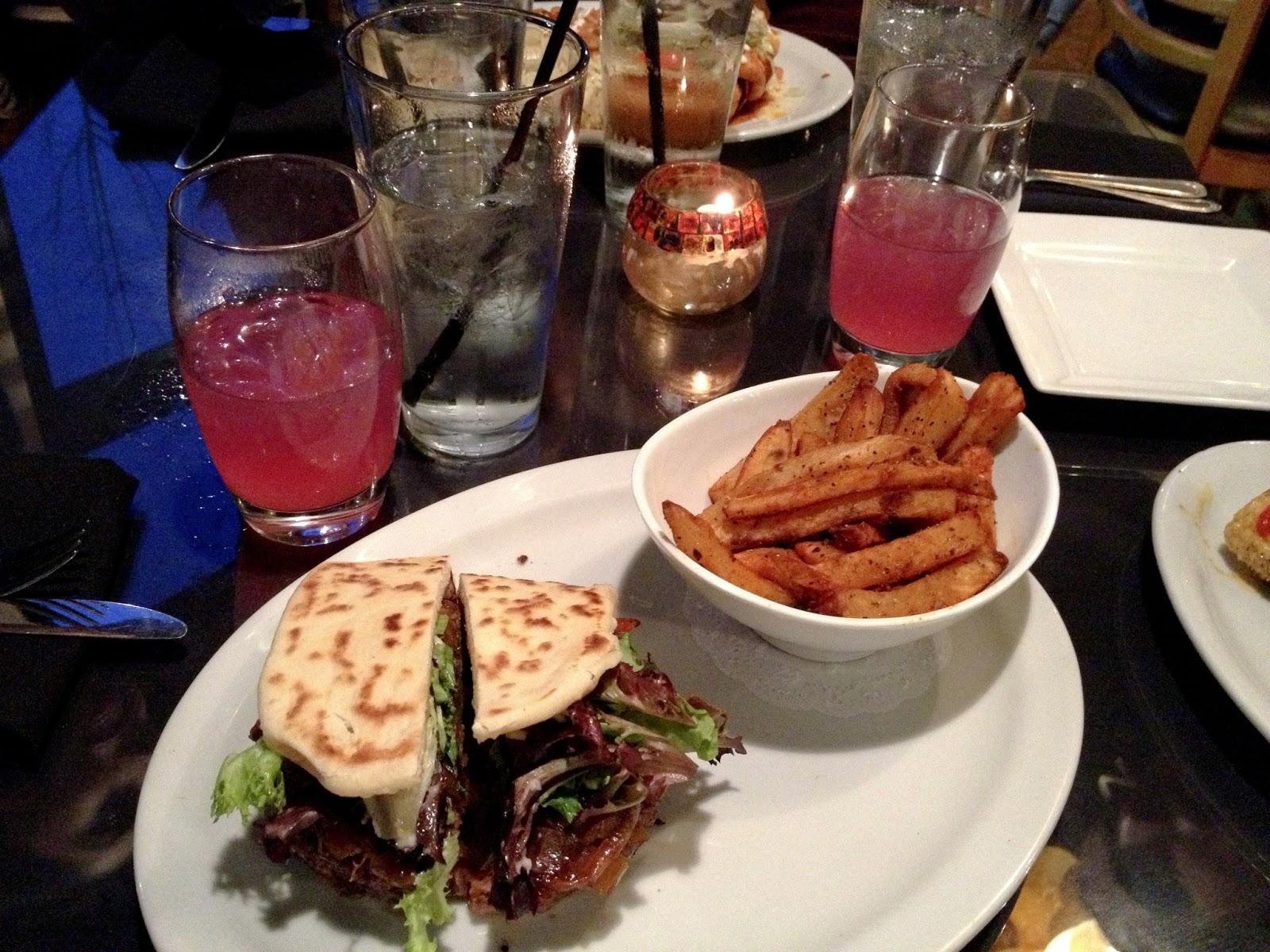 food blogger, food blog, food reviews, utah food reviews, black sheep cafe, gourmet food, cactus juice, cactus drink, sweet potato fries, sweet potato, cactus, blue cheese, blue cheese burger