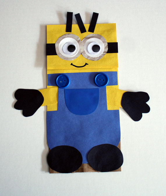 Page 2 successsprinters mucho minions for Boys arts and crafts