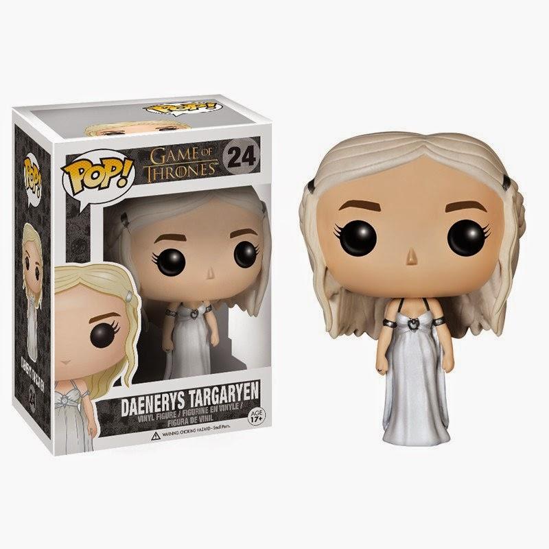 Funko Pop! Daenerys Targaryen Wedding Dress