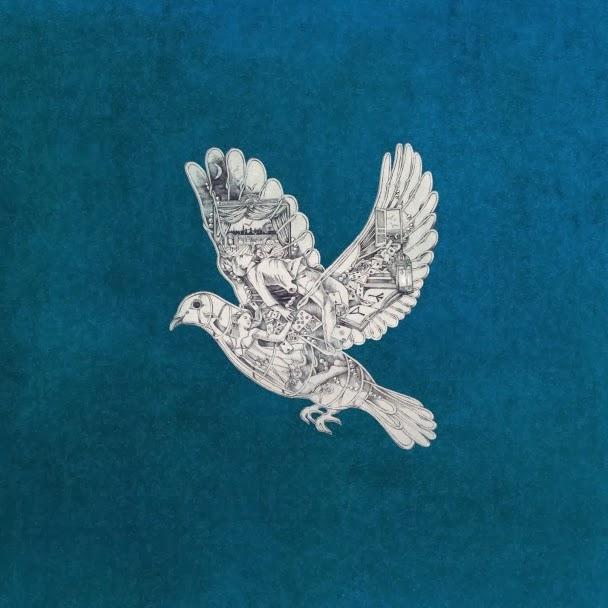 Copertina di Magic il nuovo singolo dei Coldplay estratto dall'album Ghost Stories