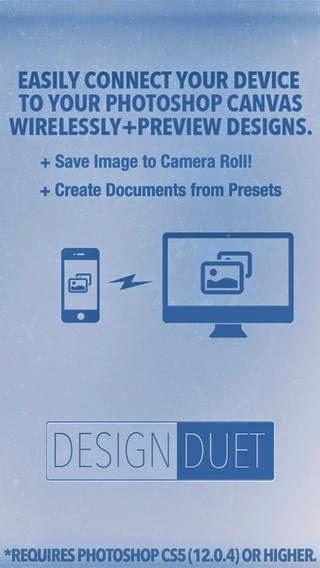 Design Duet iPad App