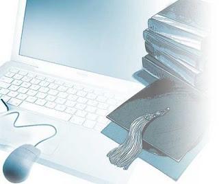 Tecnología información y la comunicación de educación en línea