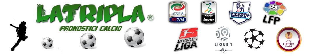 LaTripla Pronostici calcio, miglior sito scommesse sportive 2012, pronostici vincenti, serie A, Bwin