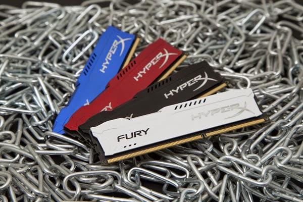 HyperX-renueva-línea-memoria-RAM-alto-rendimiento-nueva-familia-Fury