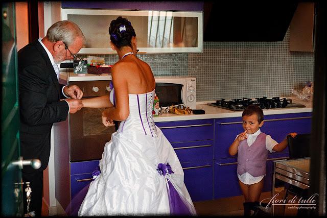 fotografo matrimonio Castagnabuona Varazze