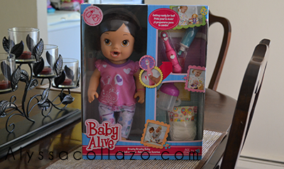 2014 Holiday Gift Guide Baby Alive Alyssa Collazo