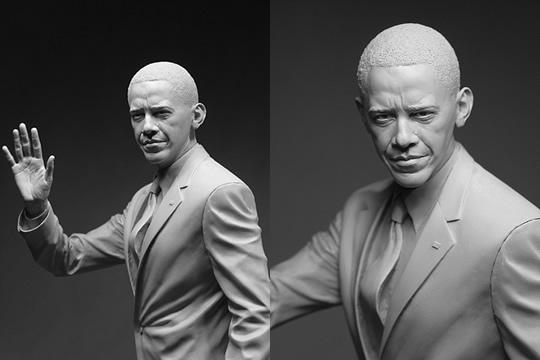 As esculturas humanamente realistas de Adam Beane - 01