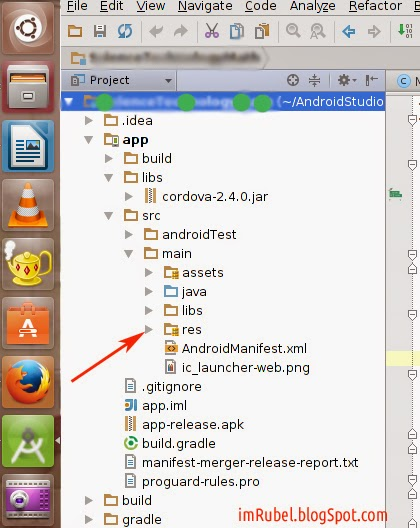 How to change app icon in android studio i m rubel for Apps to change photos