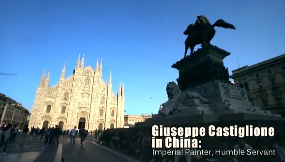 Giuseppe Castiglione in China