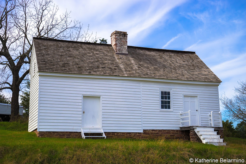 Dogan House Manassas National Battlefield Park Northern Virginia