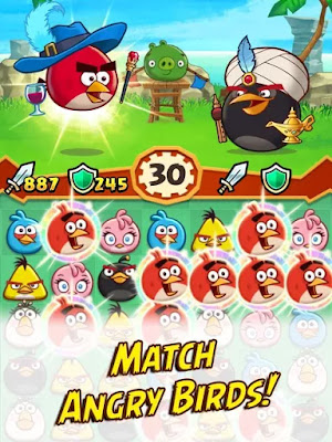 Angry Birds Fight! MOD APK