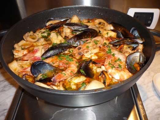 Sapore Di Sicilia Zuppa Di Pesce Senza Spine
